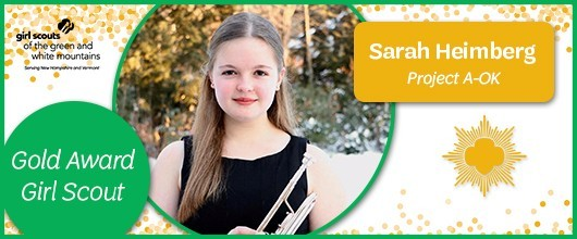 Gold Award Website - Sarah Heimberg