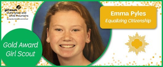 Gold Award Website - Emma Pyles