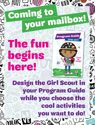 Check our Program Guide for a Year of Awesome Activities
