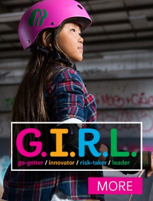 Girl Scouts Are Go-Getters, Innovators, Risk-Takers, and Leaders!