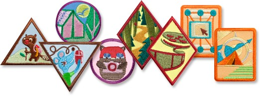 Badges and patches gsgwm girl scout badges solutioingenieria Gallery